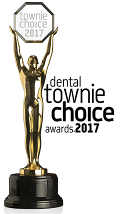 2017 Townie Choice Award logo