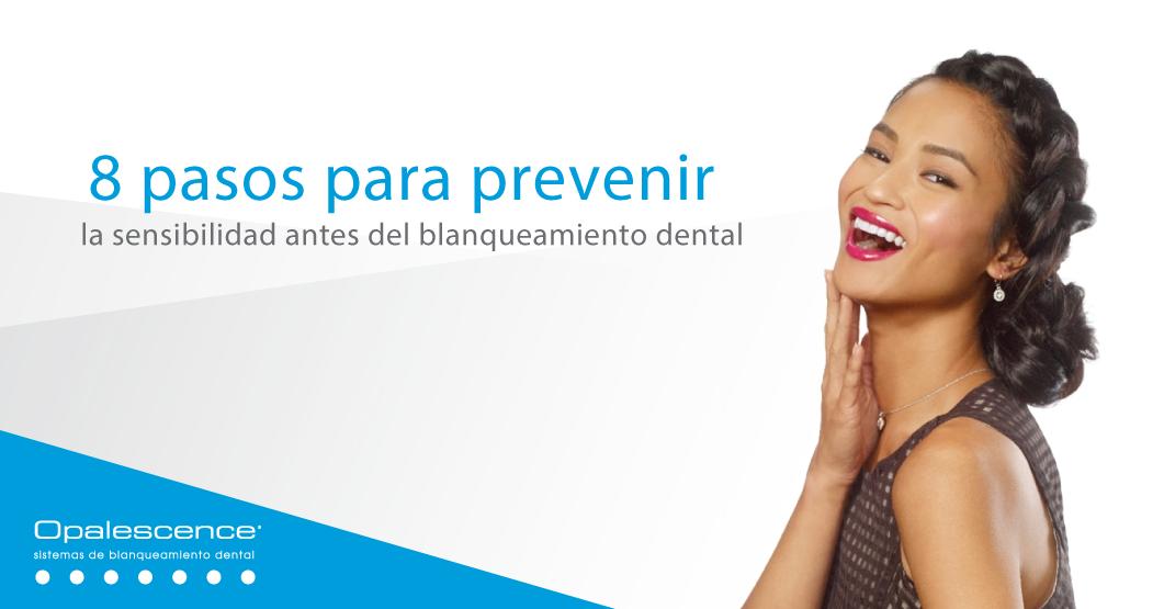 que tomar para dolor de dientes por blanqueamiento
